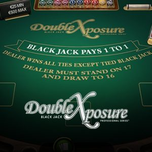 BlackJack Double Xposure