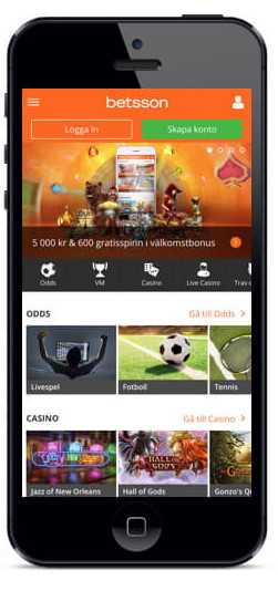 Free spins i mobilcasino