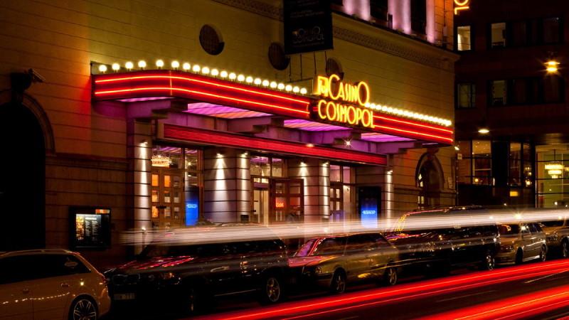 Spela casino på Casino Cosmopol