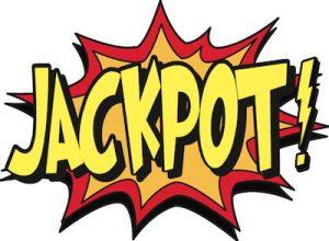 Spel med jackpott och stora vinster