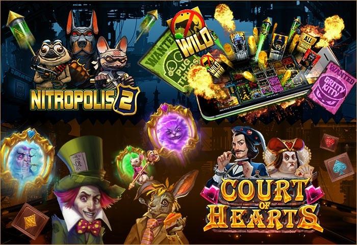 casinon med slots